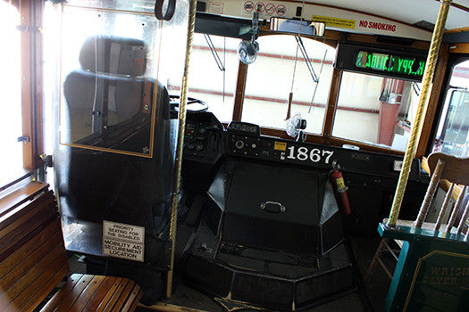 chance trolley cockpit