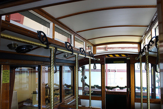 chance trolley interior
