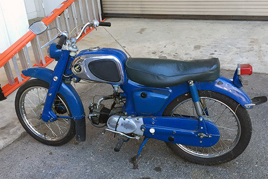 1965 Honda c110 for rent