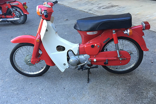 1965 Honda 90 for rent