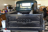 1949 Dodge Pilothouse Pickup Truck tailgate