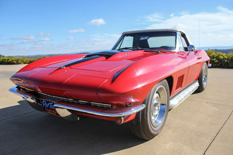 1967 Chevy Corvette Stingray Convertible for rent