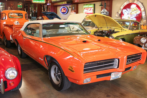 1969 Pontiac GTO the judge for rent