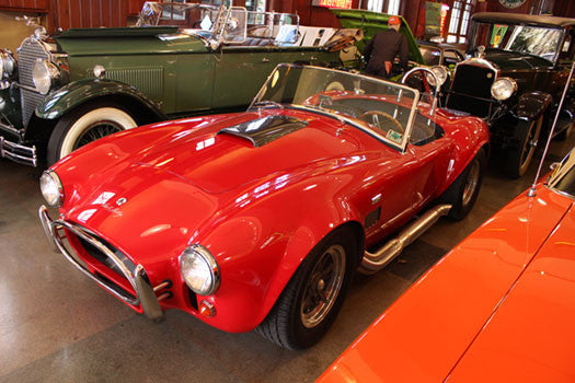 Rent the Shelby Phantom Cobra Car