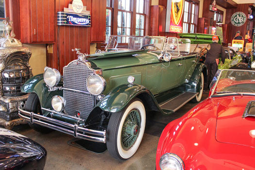1930 Packard 733 Phaeton for rent