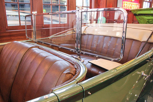 1930 Packard 733 Phaeton Interior