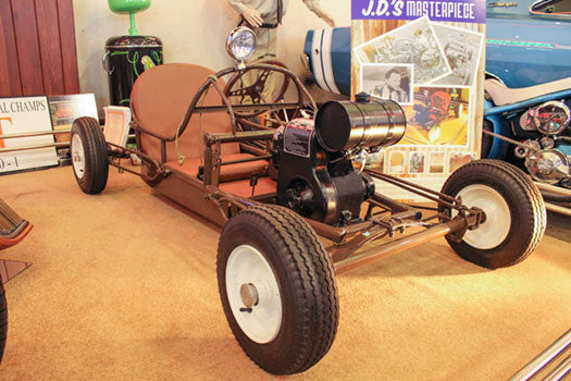 antique go-cart for rent