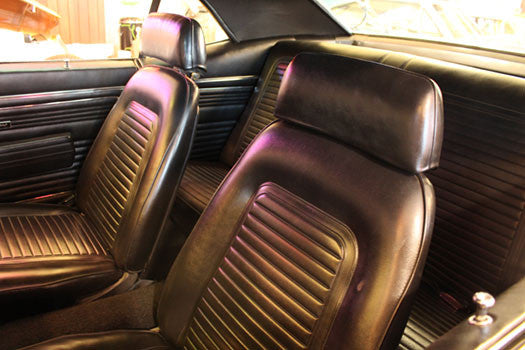1969 Chevy Camaro RPO Z/28 bucket seats