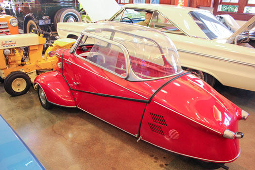 1958 Messerchmitt dome top kr-200