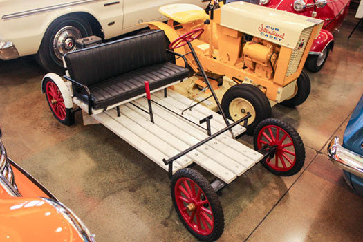 1960 Mcdonough Buckboard Go-cart for rent