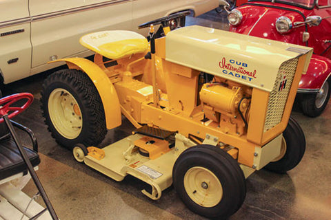 international harvester cub cadet