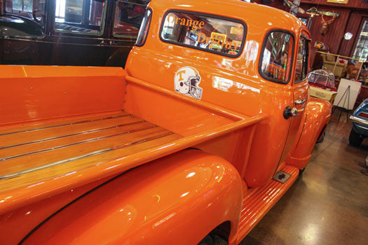1951 Chevy Pickup Truck truck bed