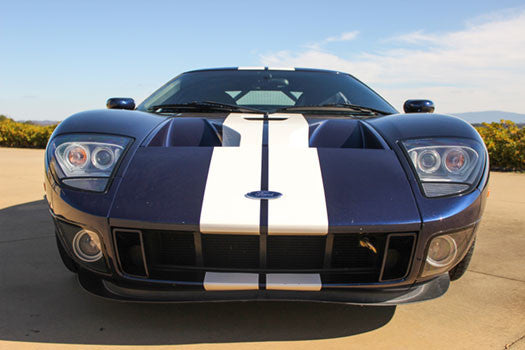 Ford GT grill