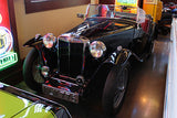 1953 MG Roadster for rent