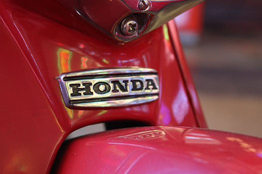 1965 HONDA CA95 DREAM