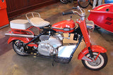 1961 Cushman Motor scooter for rent