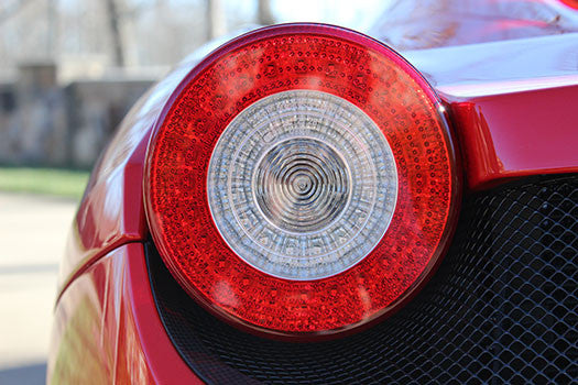 Ferrari 458 Spider tail light