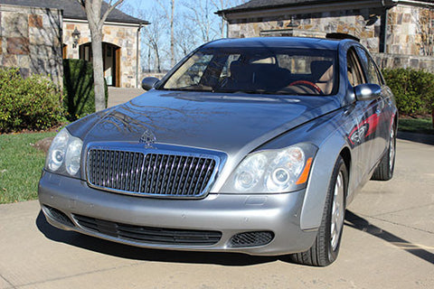 2004 Maybach 57 for rent