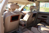 2004 Maybach 57 built in dvd