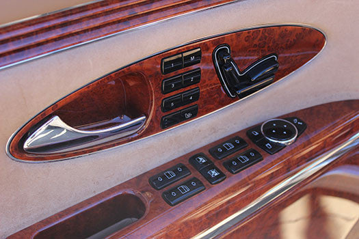 2004 Maybach 57 side control