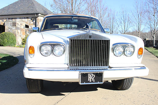 1994 Rolls Royce corniche for rent