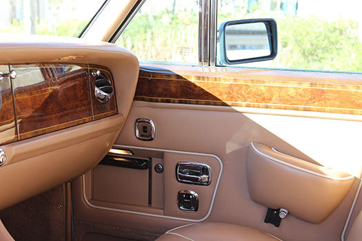 1994 Rolls Royce corniche finish