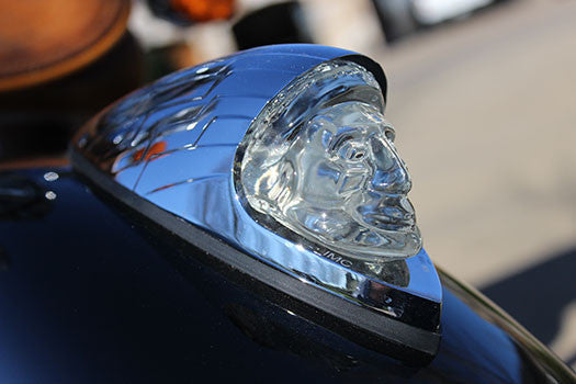 2014 Indian Motorcycle Chief head