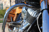 2014 Indian Motorcycle side