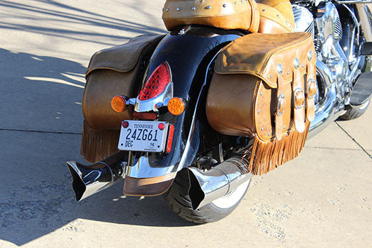 2014 Indian Motorcycle rear