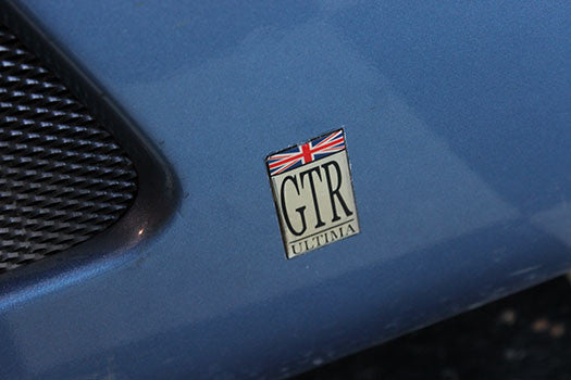20003 Ulitma GTR Coupe badge