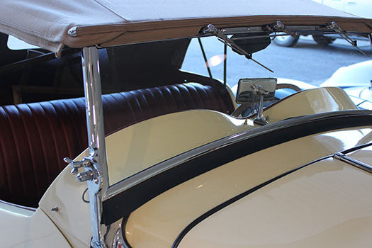 1953 MG Roadster windsheild
