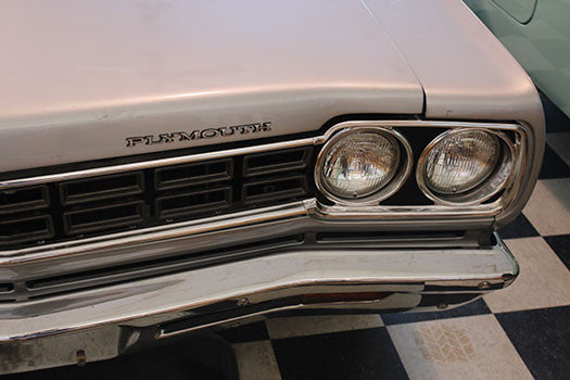 1968 Plymouth Roadrunner for rent