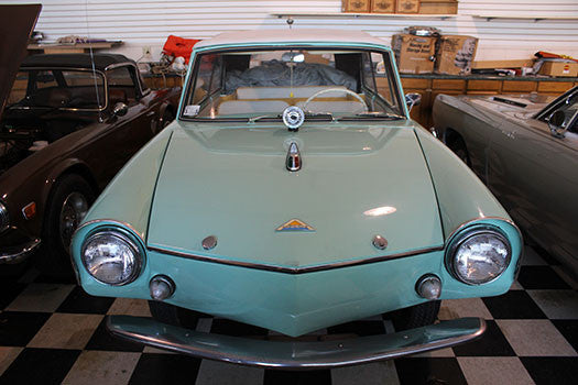 1962 Amphicar Amphibious Convertible for rent