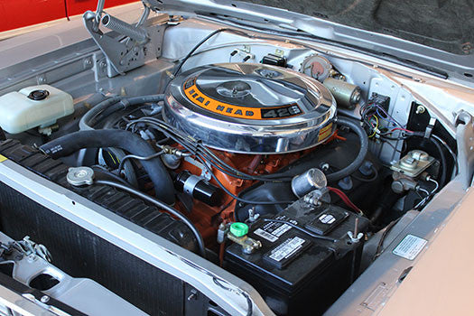 1968 Chevy Camaro Z28 engine