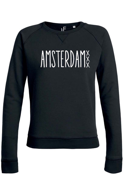 Amsterdam XXX Sweater Fashion Junky Amsterdam Trui Woman