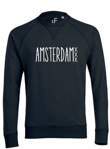 Amsterdam XXX Sweater FASHION JUNKY Amsterdam Trui Men