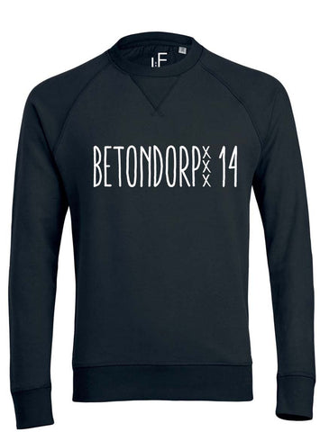Betondorp 14 Sweater Amsterdam Trui Men