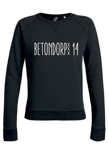 Betondorp 14 Sweater  Amsterdam Trui Woman