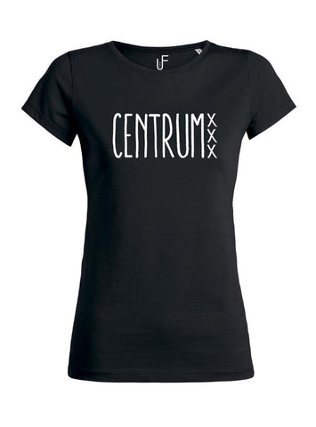 Centrum T-shirt Fashion Junky Amsterdam tshirt Woman