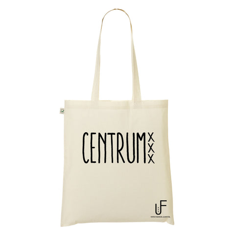 Centrum Organic Shopping bag Fashion Junky Amsterdam