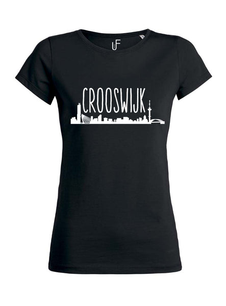 Crooswijk T-shirt Fashion Junky Rotterdam Woman