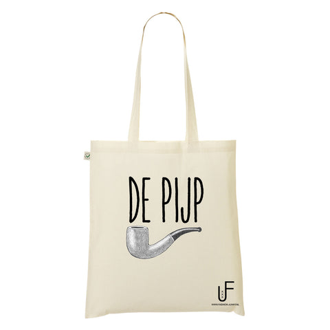 De Pijp Organic Shopping bag Fashion Junky Amsterdam