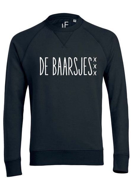 DE BAARSJES Sweater Amsterdam trui Men