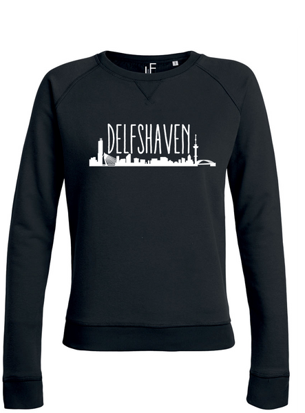 Delfshaven Sweater Fashion Junky Rotterdam Trui Women
