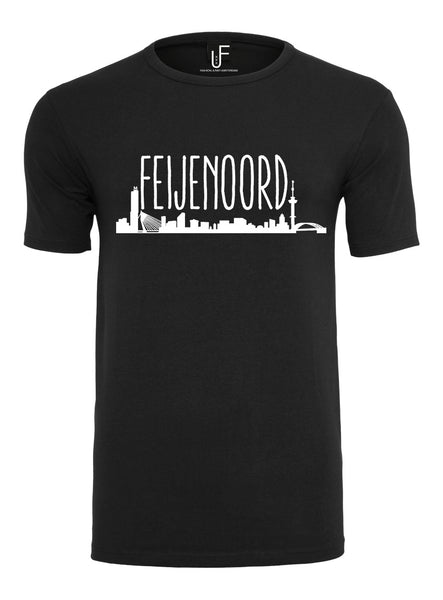 Feijenoord T-shirt Fashion Junky Rotterdam Men