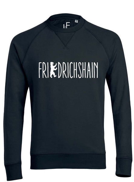 Friedrichshain Sweater Fashion Junky Berlin Pullover Men
