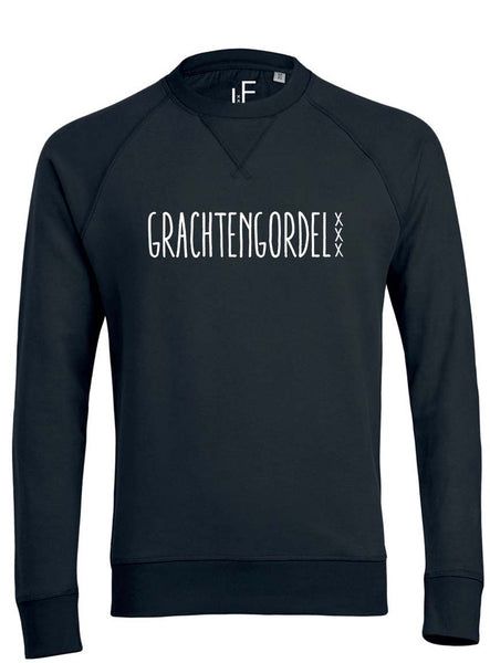 Grachtengordel Sweater Fashion Junky Amsterdam trui Men