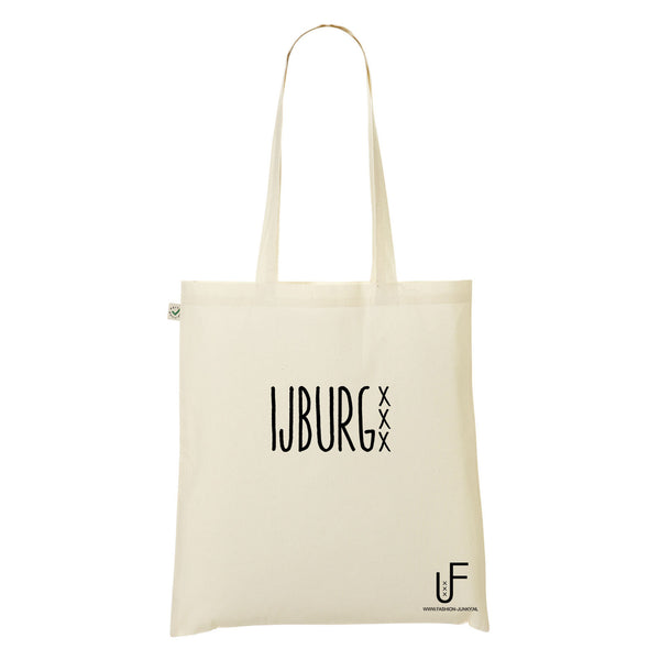 IJburg Organic Shopping bag Fashion Junky Amsterdam