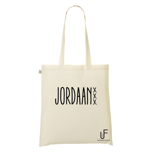 Jordaan Organic Shopping bag Fashion Junky Amsterdam