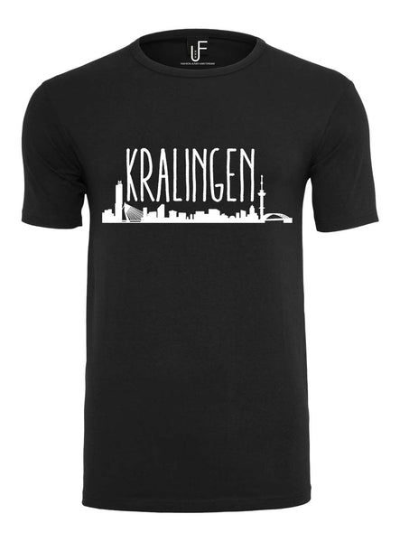 Kralingen T-shirt Fashion Junky Rotterdam Men
